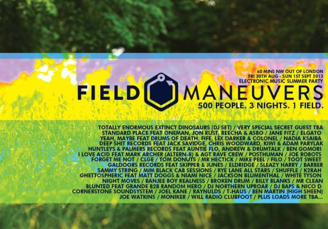 field maneuvers